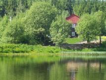 Horská chata U rybníka