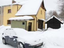 Apartmány Prášily