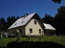 Ubytování v Hájovně