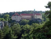 Hotel Zámek Hrubá Skála