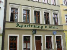 Apartmány u lázní