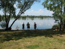 Ubytování u jezera