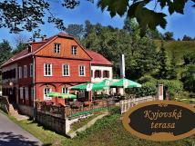 Hostinec a penzion Kyjovská terasa
