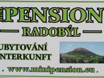 Minipension Radobýl