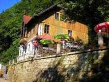 Penzion a restaurace Na suché Kamenici