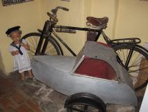 Ubytování v muzeu