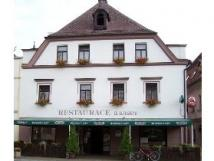 Penzion a restaurace U Kašny