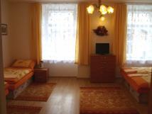 Ubytování nám. T. G. Masaryka 32