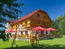 Restaurace a penzion Plánička
