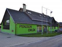 Penzion Orlík