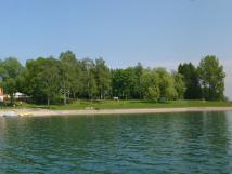 Přístav Žermanická přehrada