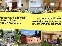 Ubytování Guznarovi