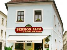 Pension Alfa & Whisky Pub