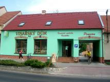 Vinařský dům Dubňany