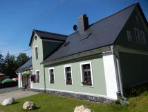 Apartmány Zelený Domek
