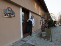 Restaurant a penzion U námořníka