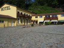 Hotel a restaurant Výpřež