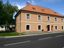 Penzion u zámku Milotice