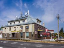 Hotel Motorest na Šustně