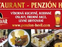 Restaurant – Penzión Hevil