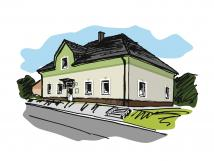 ubytování penzion Borovec