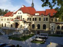 Rubezahl-Marienbad Castle Hotel