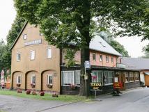 penzion Hraniční bouda