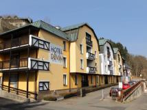 Lázeňský hotel Děvín